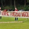 27. červen 2015 - Dolní Dobrouč, fotbalové hřiště
